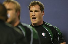 A former Ireland second row has been tasked with bringing London Irish back to the big time