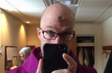 The 11 greatest #prelfies (priest selfies) from Ash Wednesday