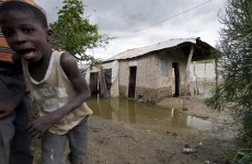 Floods threaten Haiti after Tropical Storm Emily
