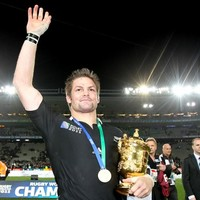 Richie McCaw looks set to retire after this year's World Cup