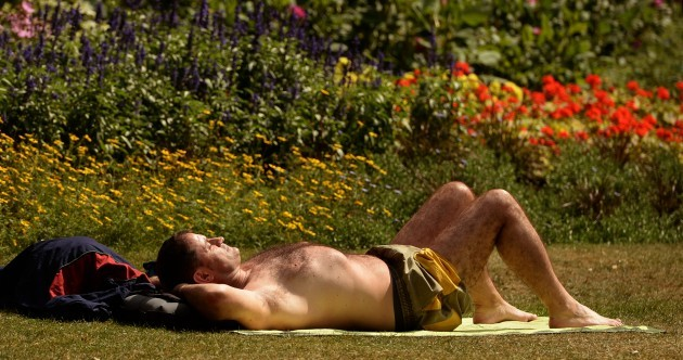 Bord Gáis Energy's new owner has taken a big hit because of warm weather