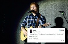 16 hysterical reactions to Ed Sheeran coming to Croke Park