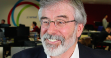 Gerry Adams: I don't need to be good at maths