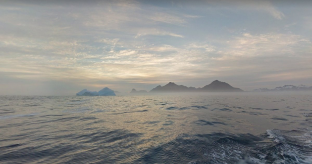 Google Street View has made it to Greenland and it looks stunning