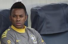Robinho defends Balotelli; slams Manchester