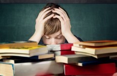 Irish students do WAY more homework than kids in other countries
