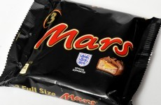 There'll be something different about Mars bars in Ireland from October