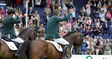 Gallery: Drama-filled Aga Khan day at the Dublin Horse Show