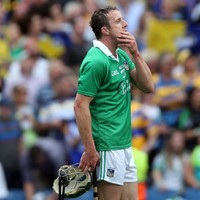 'I didn't want to become a passenger' - Limerick's Niall Moran is calling it a day