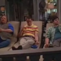 The final ever episode of Two and a Half Men aired and it was bonkers