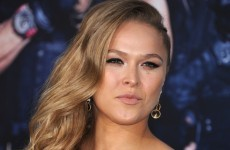 Some UFC fighters are paid less than the ring girls, according to champion Ronda Rousey