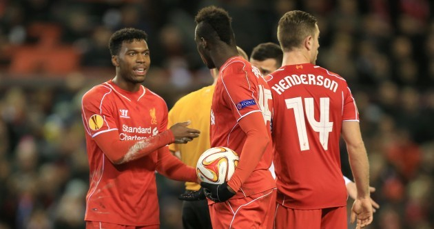 Brendan Rodgers has a simple explanation for the Balotelli-Henderson-Sturridge 'kerfuffle'