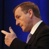 Tight security as Enda's Fine Gael homecoming opens with a warning