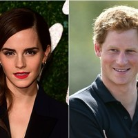 Emma Watson and Prince Harry might be going out, and the internet is going crazy for it
