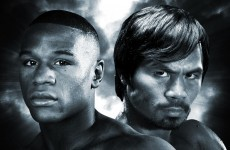 This. Is. Happening - Floyd Mayweather vs Manny Pacquiao confirmed for 2 May