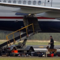 Plane evacuated over bomb threat