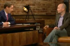 Some people were very unhappy about Ryan Tubridy's interview with Paul Murphy