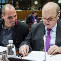 Noonan reckons the Greek Finance Minister is 'a bit of a rock star'