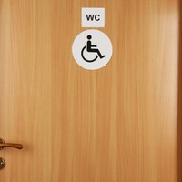 Huge reaction to woman's open letter about being tutted for using disabled toilet