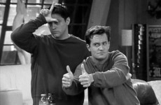 A Friends fan has figured out exactly how much money Joey owes Chandler