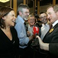 Support for Labour has fallen (again) as Sinn Féin support increases (again)