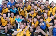 DCU dethrone champions UCC on their own turf to clinch the Sigerson Cup