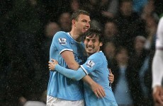 'Silva is the best player in the Premier League' - Dzeko