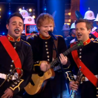 Ed Sheeran fans weren't happy with Ant & Dec during his Saturday Night Takeaway performance