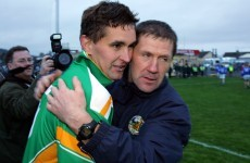 Kerry legend Maurice Fitzgerald was in action for his club at the age of 46 yesterday