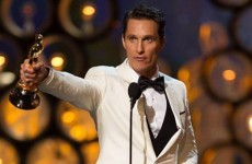 These are the five people thanked more than God in Oscar speeches