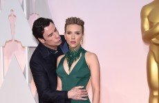 John Travolta trying to lob the gob on Scarlett Johansson is as creepy as you think