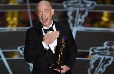 JK Simmons' Oscars speech will make you call your mam today