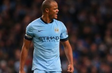 Barcelona not as tough as Stoke away - Kompany