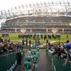 The TMO for Ireland's clash with England has been stabbed in South Africa