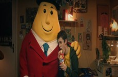 Mr Tayto is an absolute creeper in his latest TV ad