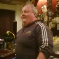 This video of a Cork barman singing while pulling pints is going super viral