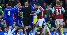 Ashley Barnes is off the hook for his horror tackle on Nemanja Matic