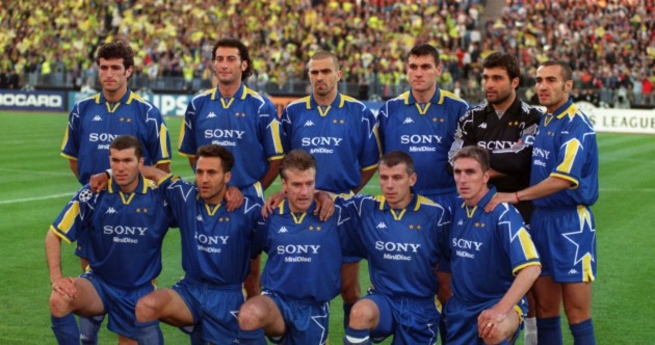 Where are they now? The Juventus team that somehow lost the 1997 ...
