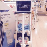 So this Fifty Shades of Grey starter kit exists in Wexford...