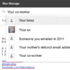 Gmail's autocomplete screwed up, and a load of people just ruined their lives