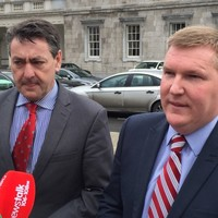 These two are not happy about Leo's sly digs at Micheál Martin