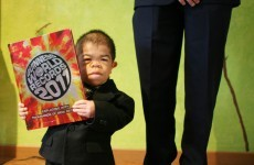 World's Shortest Man title goes to Colombia