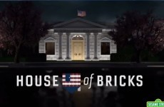 Thanks to Sesame Street, now you can introduce your 3-year-old to House of Cards...