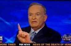 Fox News anchor Bill O'Reilly threatens to 'come after' reporter over war zone claims