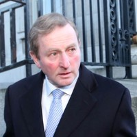 "Enda Kenny: Some water protesters are ""terrifying young families"""