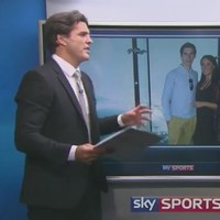 Sky Sports pundits break down Antrim footballer's relationship in awesome wedding message