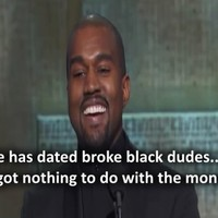 Everyone's talking about Kanye's poignant and funny racism speech