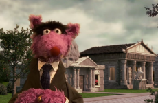 Sesame Street did a House of Cards parody, and it's adorable