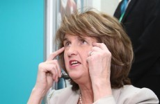 With all this good news, why is Labour so low in the polls? We asked Joan Burton...