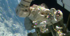 WATCH LIVE: Astronauts perform seven hour spacewalk on ISS